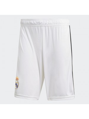 Real Madrid home shorts - mens