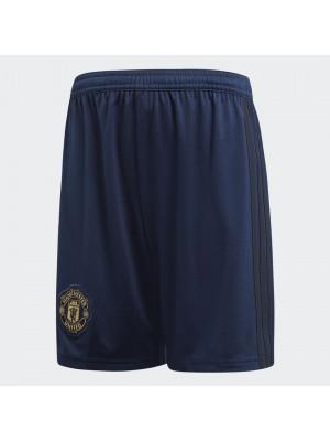 Man Utd third shorts - boys