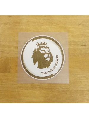 Premier League Champs 19/20 ærmemærke - replica