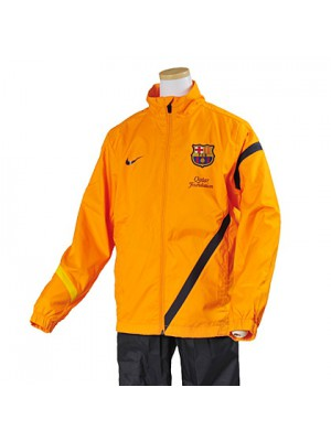 FC Barcelona training suit woven 2011/12 - orange youth