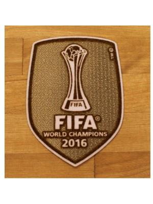 FIFA CWC vinder 2016 Mærke - voksen