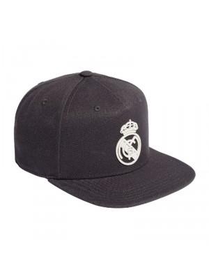 Real Madrid cap - black