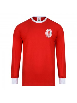 Liverpool retro shirt Long Sleeve