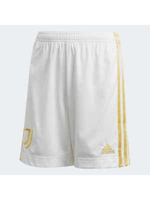 Juventus home shorts - youth