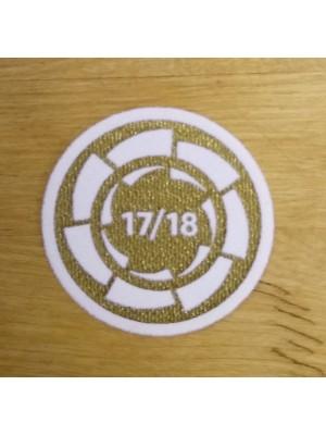 La Liga Champs 17/18 ærmemærke - one-size