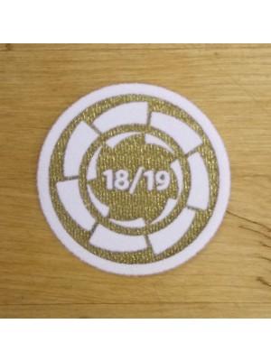 La Liga Champs 18/19 ærmemærke - one-size