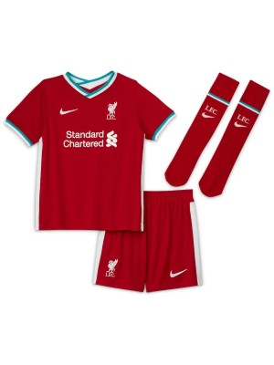 Liverpool home kit 2020/21 - little kids