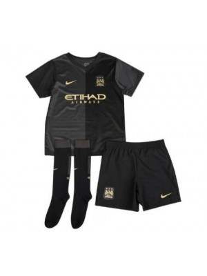 Manchester FC little boys away kit 2013/14