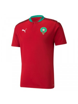 Morocco home jersey 2020 - red/green