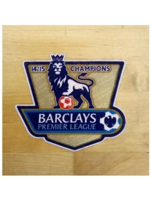 Premier League Champs 14/15 ærmemærke - replica