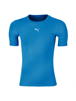 Puma compression tee short sleeve - blue