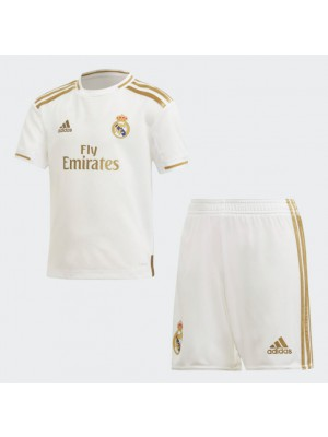 Real Madrid home kit - little boys