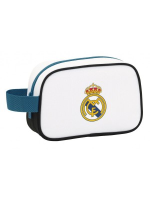 Real Madrid washbag - white - 22X15X12 cm