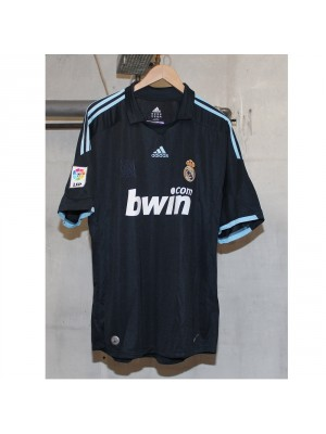 Real Madrid away jersey 2009/10 - Franklin 15