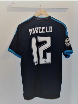 Real Madrid 3. trøje 15/16 - Marcelo 12