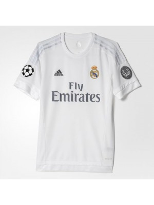 Real Madrid CL Hjemme Trøje 2015/16