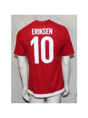 Estro teamsport trøje - Eriksen 10