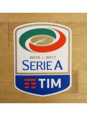 Serie A ærmemærke 2016-17 - voksen