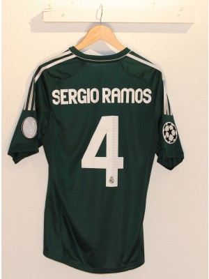 Real Madrid UCL away jersey
