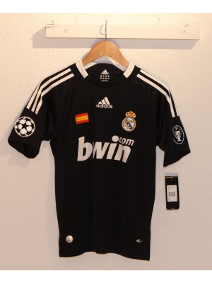 Real Madrid UCL away kit - youth