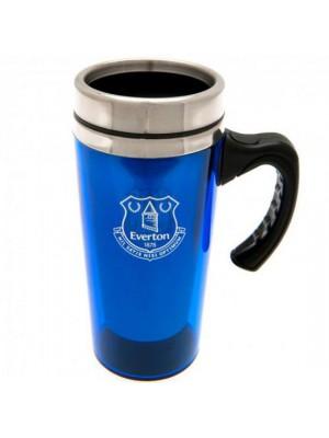 Everton FC Aluminium Travel Mug
