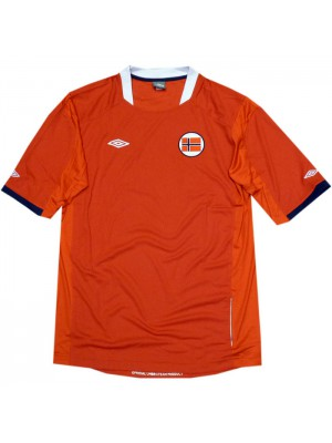Norway home jersey 2010/12