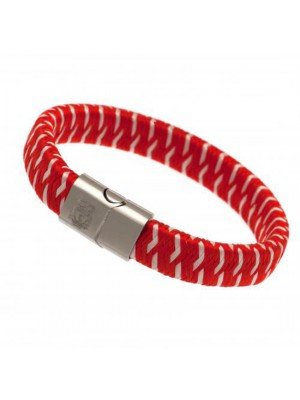 Liverpool FC Woven Bracelet