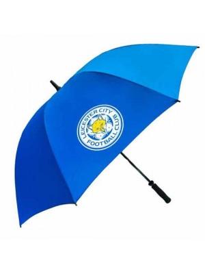 Leicester City FC Golf Umbrella Single Canopy