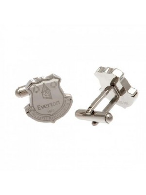 Everton FC Stainless Steel Cufflinks CR