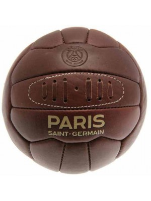 Paris Saint Germain FC Retro Heritage Football