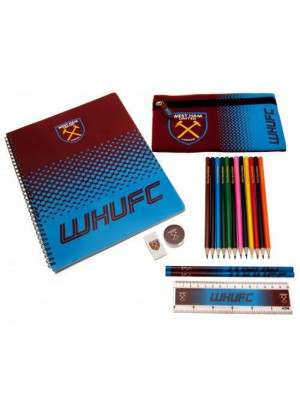 West Ham United FC Ultimate Stationery Set