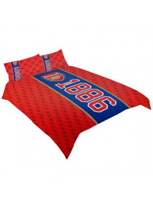 Arsenal FC Double Duvet Set ES