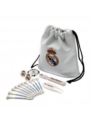 Real Madrid FC Tote Bag Golf Gift Set