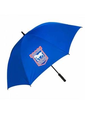 Ipswich Town FC Golf Umbrella Single Canopy