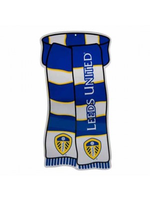 Leeds United FC Show Your Colours Sign