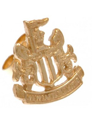 Newcastle United FC 9ct Gold Earring