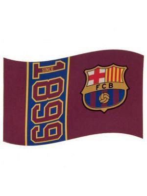 FC Barcelona Flag SN
