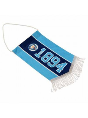 Manchester City FC Mini Pennant SN
