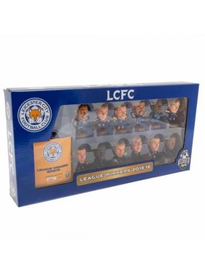 Leicester City FC SoccerStarz Premier League Winners Team Pack
