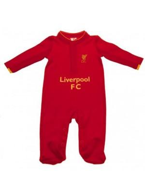 Liverpool FC Sleepsuit 6/9 Months GD