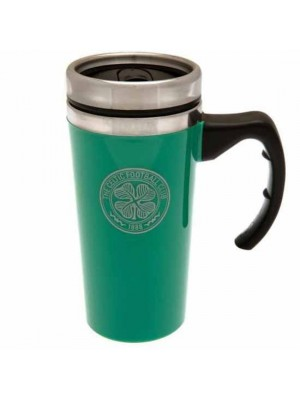 Celtic FC Handled Travel Mug