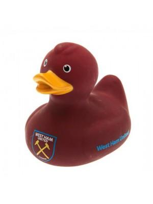 West Ham United FC Bath Time Duck