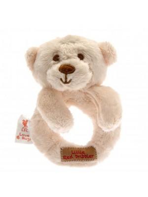 Liverpool FC Baby Rattle Hugs