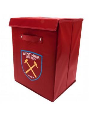 West Ham United FC Storage Box