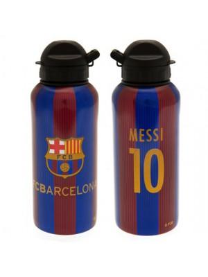 FC Barcelona Aluminium Drinks Bottle Messi