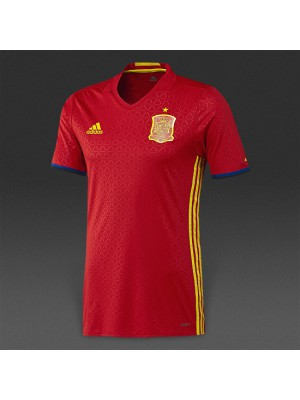 Spain home jersey authentic EURO 2016