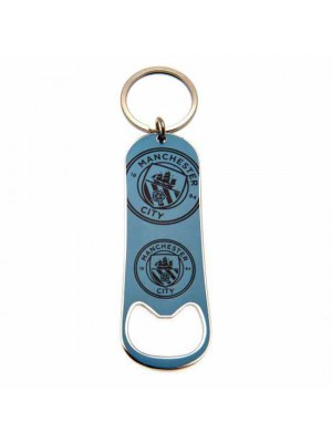 Manchester City FC Bottle Opener Keychain