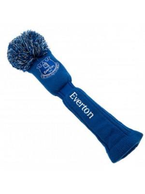 Everton FC Headcover Pompom (Driver)