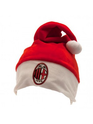 AC Milan Supersoft Santa Hat