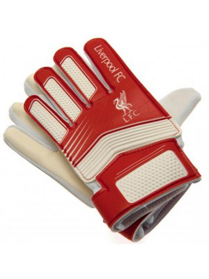 Liverpool FC Goalkeeper Gloves Kids
